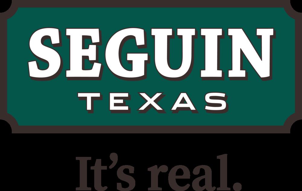 Seguin Logo and Tag Brown Border        3193x2021.png