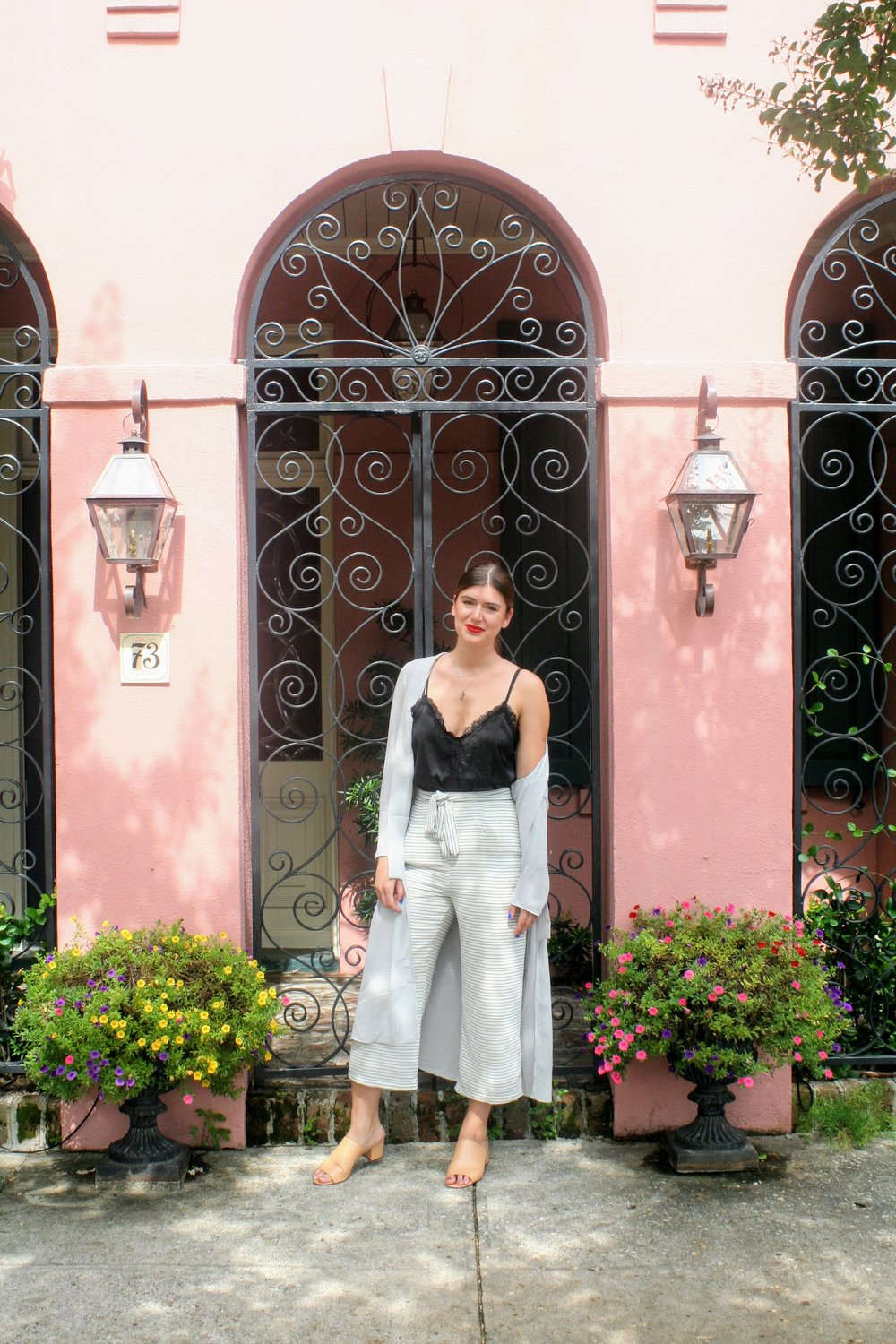 travel-charleston-rainbow-row-style-pink-duster-culottes-silk-cami.jpg