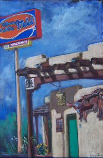The Silver Saddle of Santa Fe
