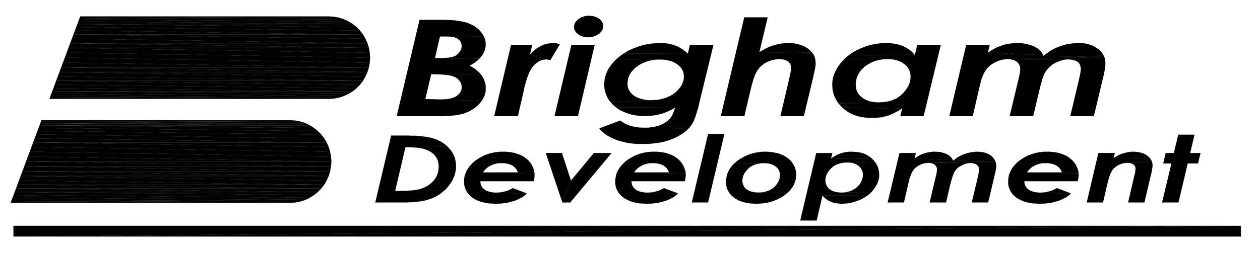 Brigham Development Logo
