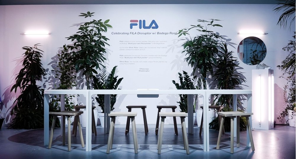 Fila Milan Workshop
