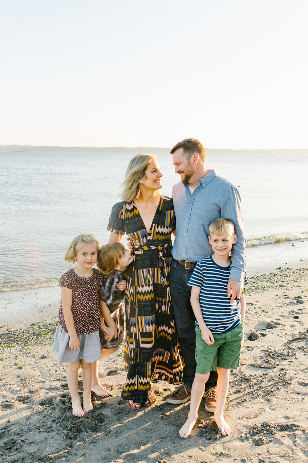 Lifestyle Family Session at Discovery Park Beach Seattle WA Style Blogger Stylist Dress Tips Chelsea Macor Photography-3.jpg