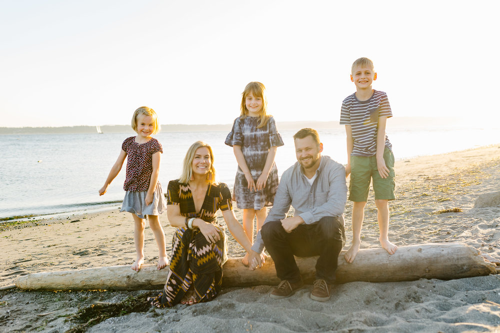 Lifestyle Family Session at Discovery Park Beach Seattle WA Style Blogger Stylist Dress Tips Chelsea Macor Photography-6.jpg