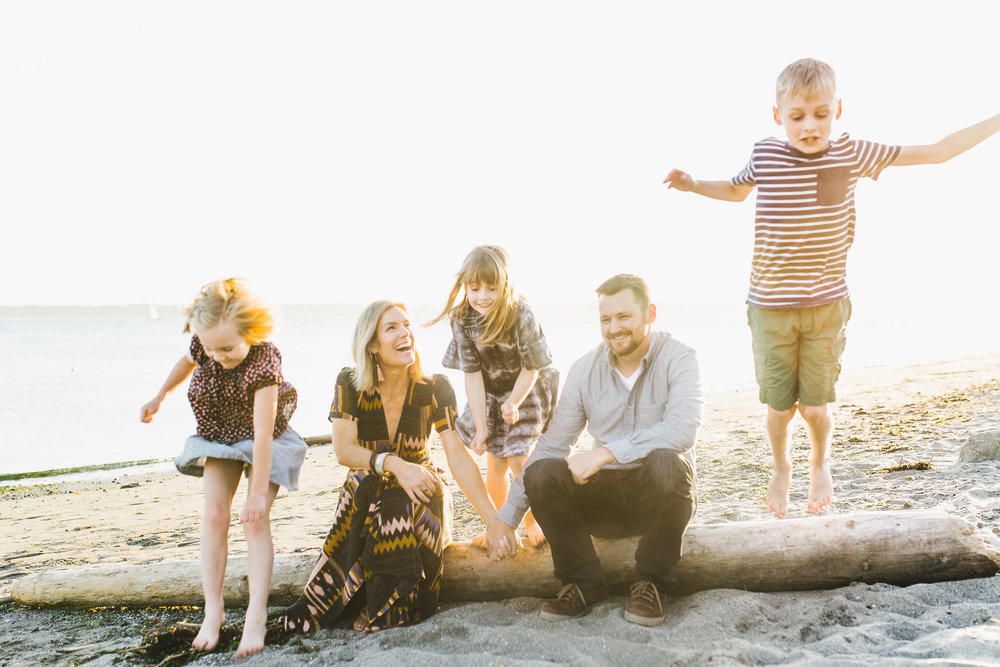 Lifestyle Family Session at Discovery Park Beach Seattle WA Style Blogger Stylist Dress Tips Chelsea Macor Photography-7.jpg