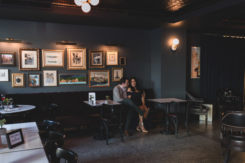 Seattle Engagement Session with two destinations- hotel and arboretum- natural light by Chelsea Macor Photography-11.jpg