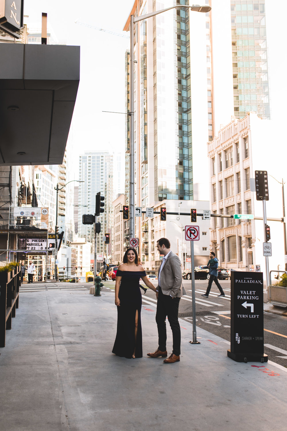 Seattle Engagement Session with two destinations- hotel and arboretum- natural light by Chelsea Macor Photography-16.jpg