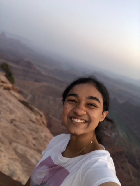 Sneha Parthasarathy - Having loved reading and writing her whole life, Sneha Parthasarathy looks forward to her first publication. She is attending Washington International School in Washington D.C. where she enjoys partaking in the high school newspaper, the creative writing club which she started, and English tutoring programs. She hopes to continue fulfilling her avid passion for writing in the future.