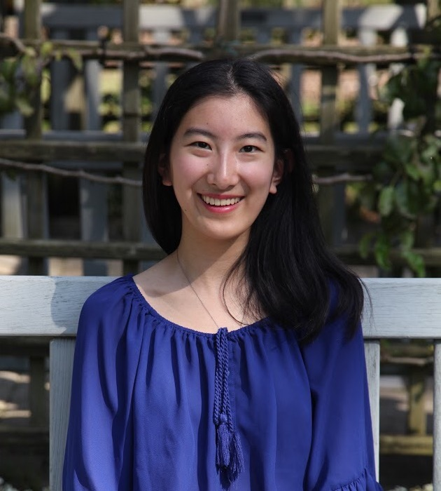 Mimi cai - Mimi Cai graduated from Upper Arlington High School in May of 2018. She is currently attending the Ohio State University, majoring in Political Science and English. When she is not studying or reading, she enjoys classical singing and amateur competitive ballroom dancing.