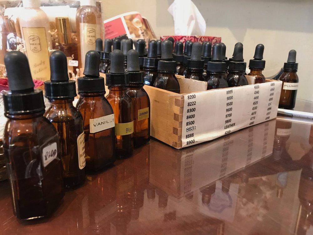PerfumeIngredients