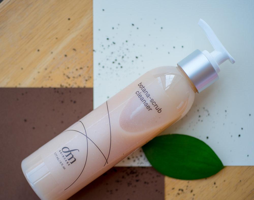 Botana-Scrub Cleanser from dmSkincare