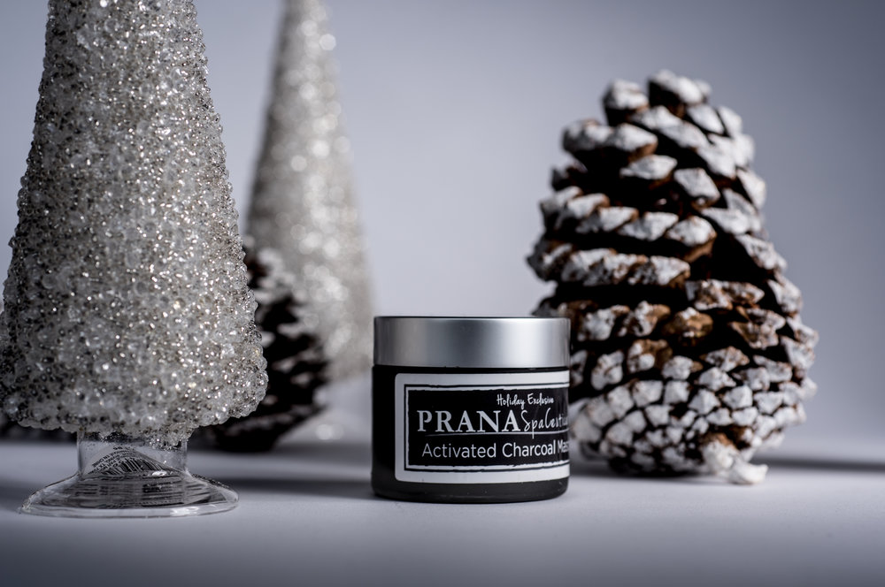 Prana SpaCeuticals Activated Charcoal