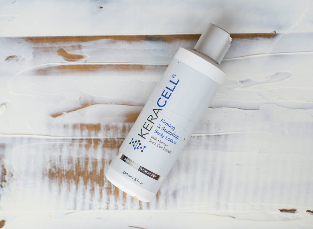 Firming & Sculpting Body Lotion by KERACELL from Bella Sciences