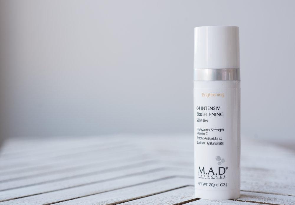 C4 Intensiv Brightening Serum – M.A.D Skincare