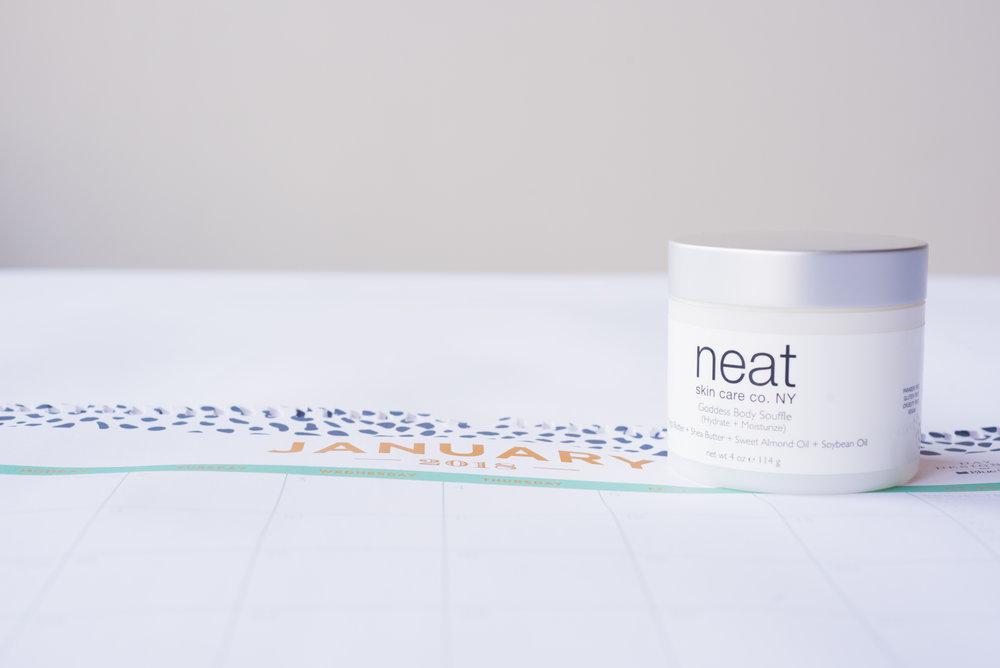 Goddess Body Soufflé – Neat Skin Care Co.