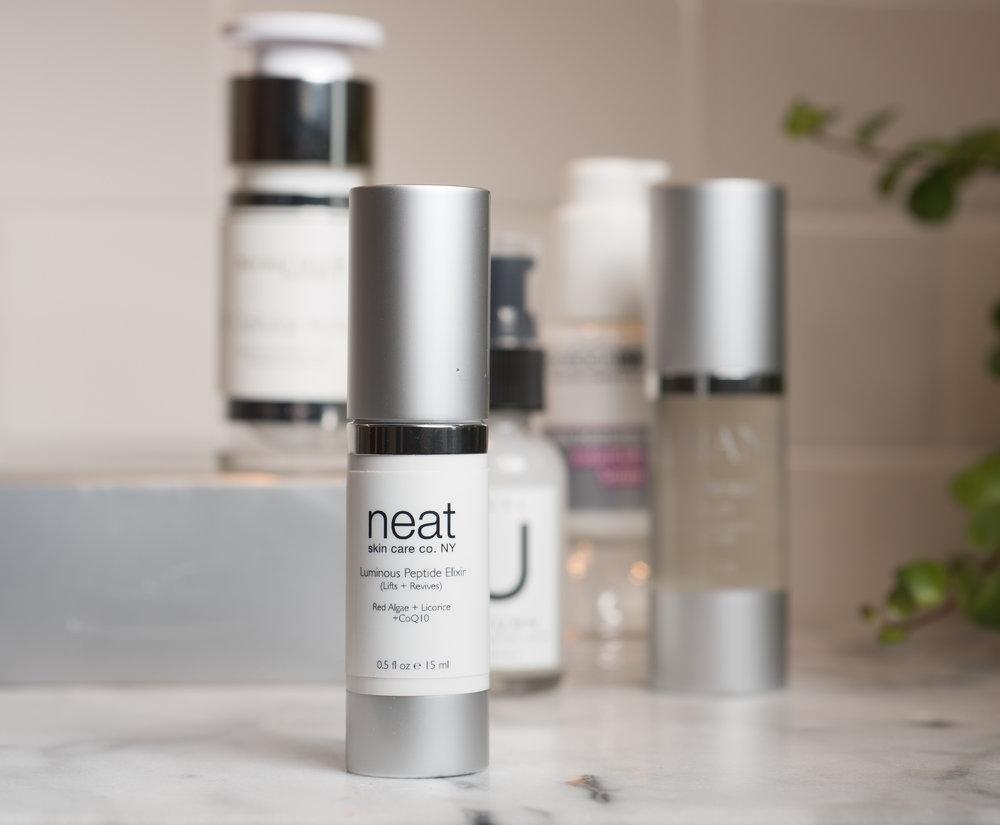 Neat Skincare Luminous Peptide Elixir