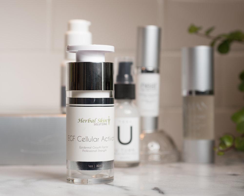 Herbal Skin Solutions EGF Cellular Activator