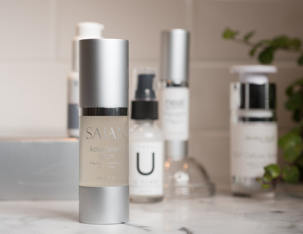 Active Renewal Serum by SAIAN Skincare