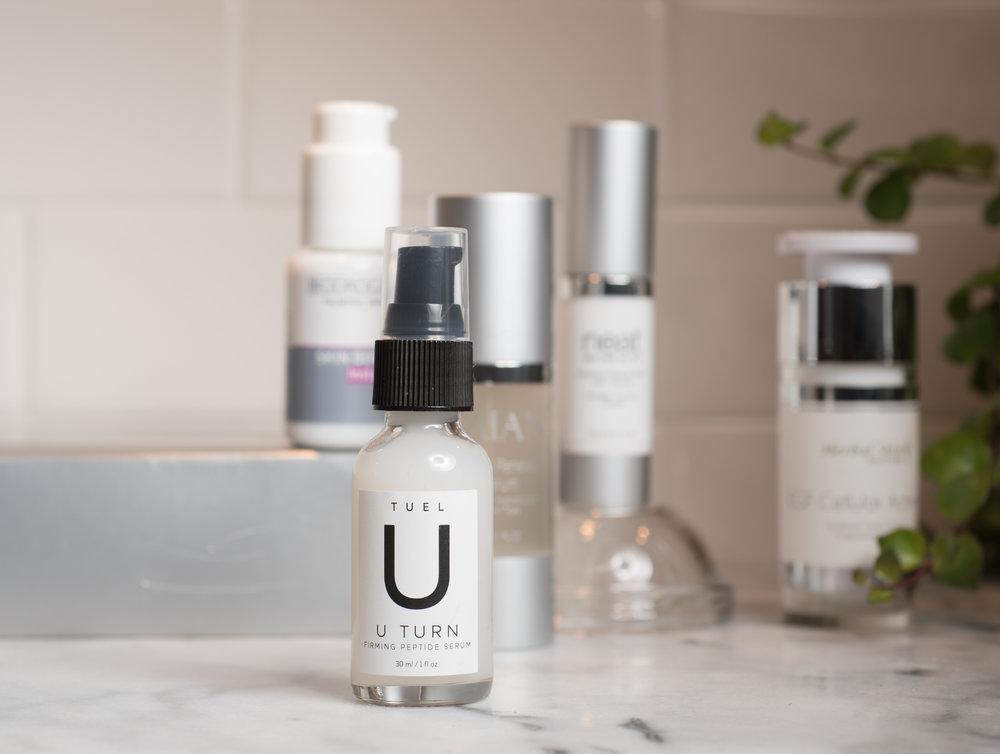 U Turn  by Tuel Skincare