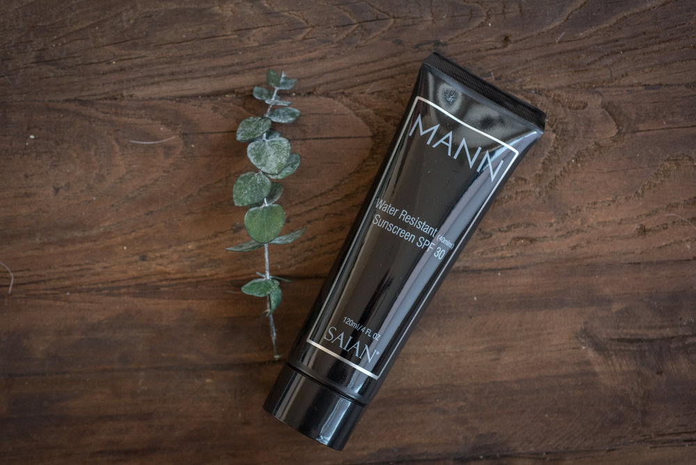 Saian Skincare MANN Active Sunscreen SPF 30