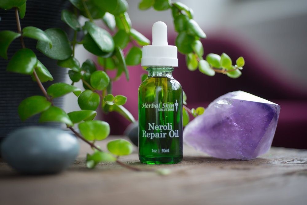 Neroli Repair Oil - Herbal Skincare Solutions