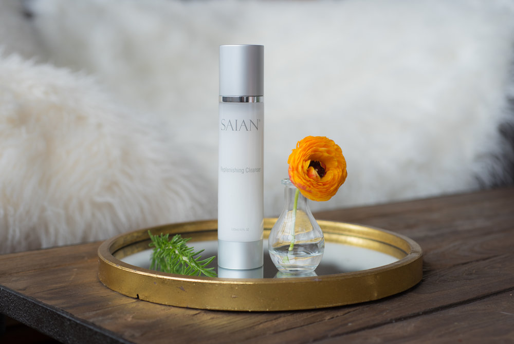 Replenishing Cleanser- Saian Natural Skincare