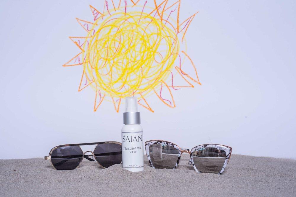 Sunscreen Mist SPF 30- Sian Skincare
