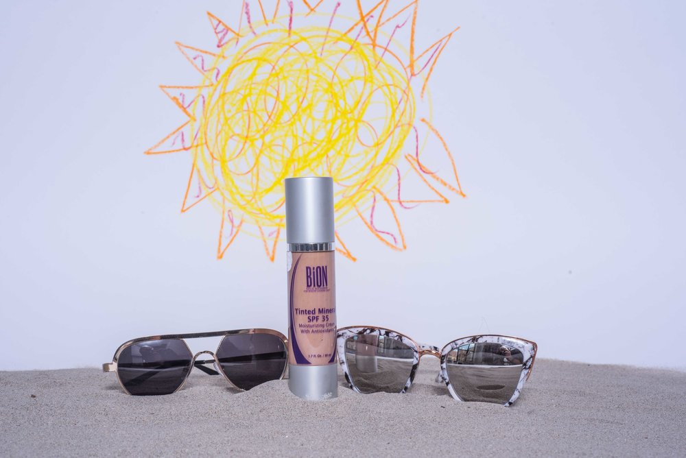 Tinted Mineral SPF 35- BiON