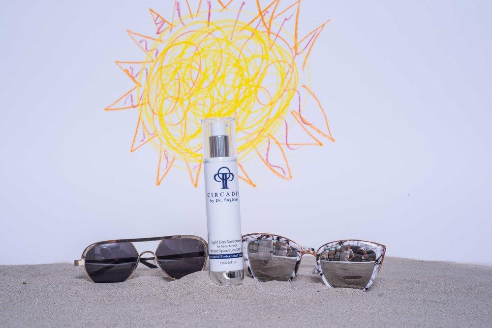 Light Day Sunscreen Broad Spectrum SPF 37 - Circadia