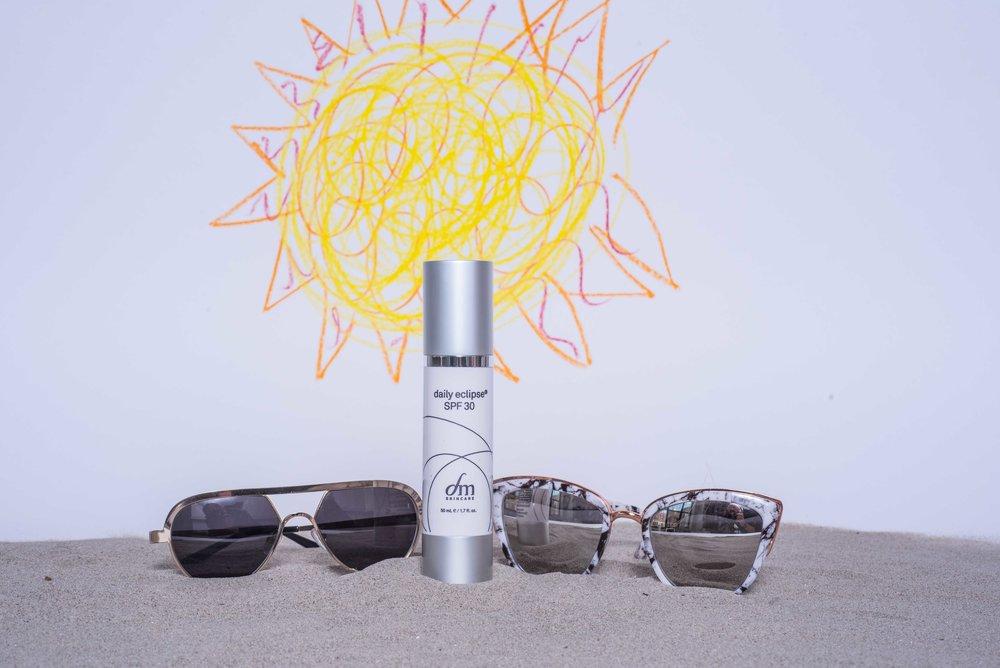 daily eclipse sunscreen - dmSkincare