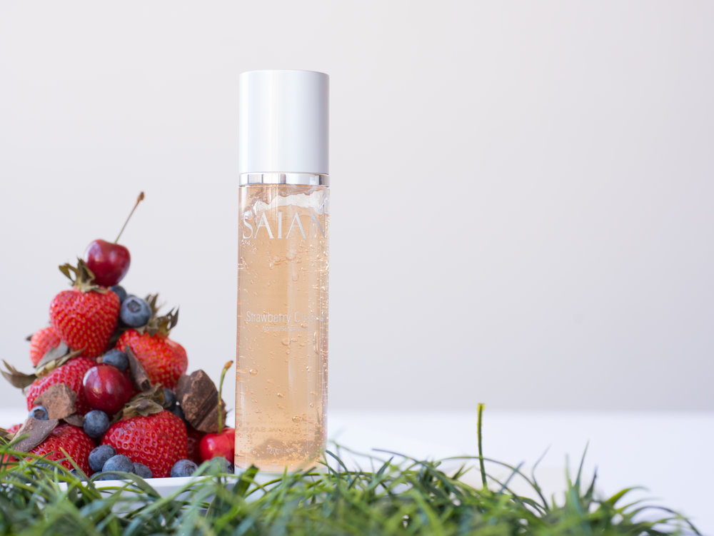 Strawberry Cleanser by Saian Skincare