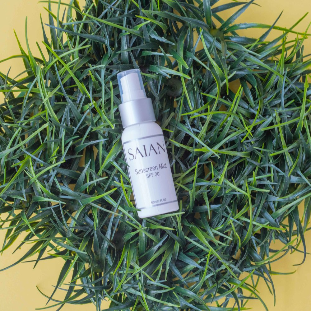 Saian Sunscreen Mist SPF 30