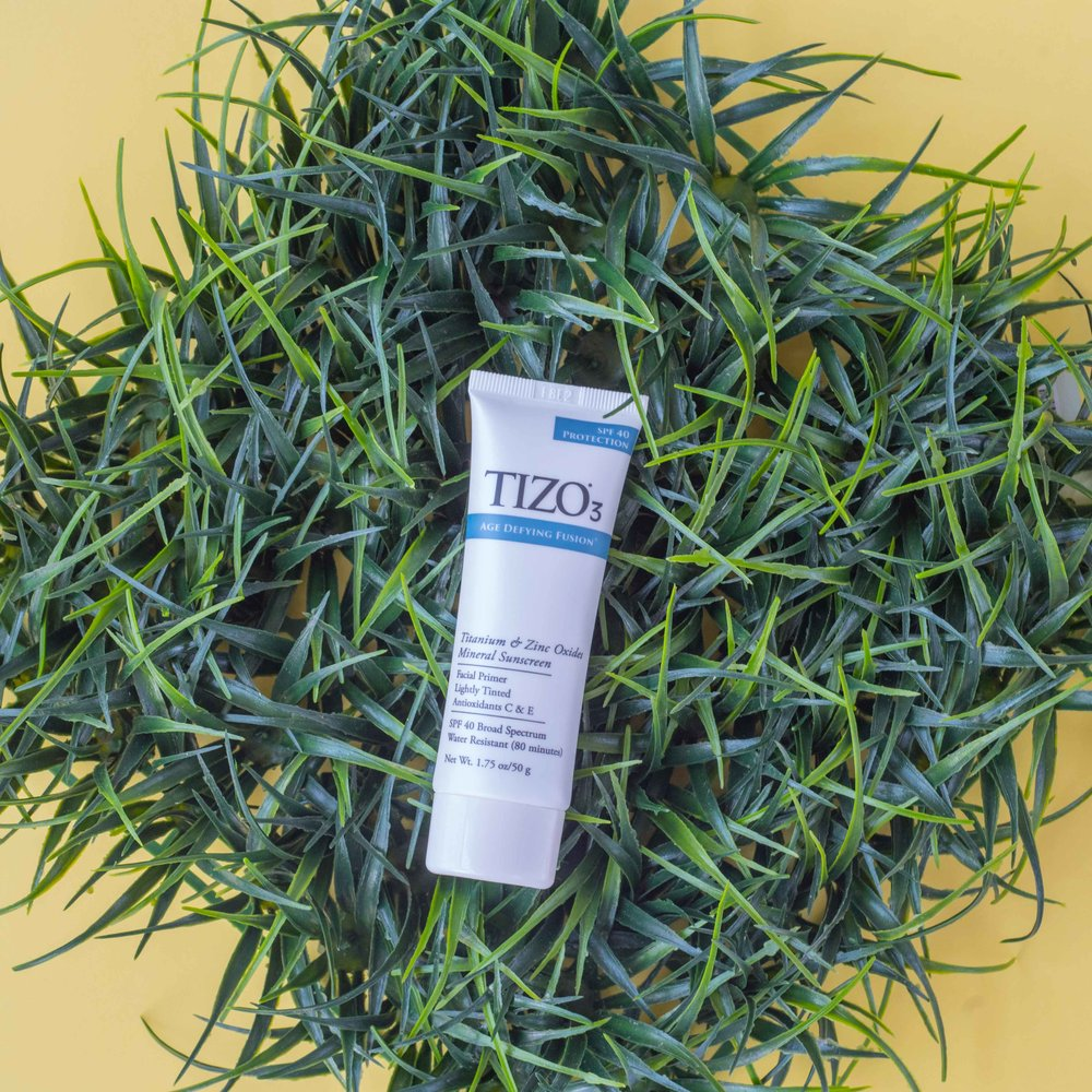 TiZO3 Facial Mineral Sunscreen Tinted SPF 40