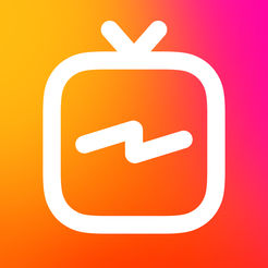 Download IGTV in the app store