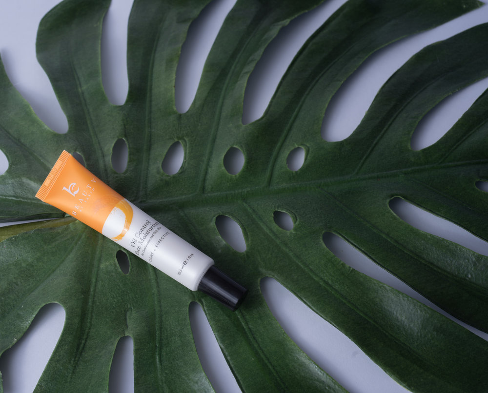 Oil Control Moisturizer by Beauty by Earth