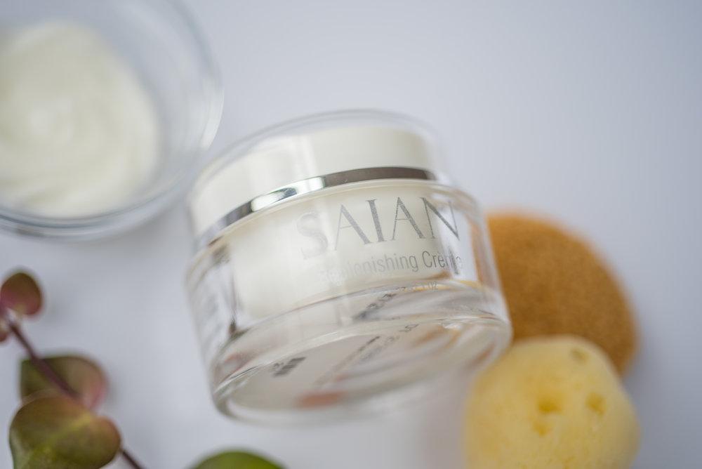 Replenishing Creme by Saian Skincare