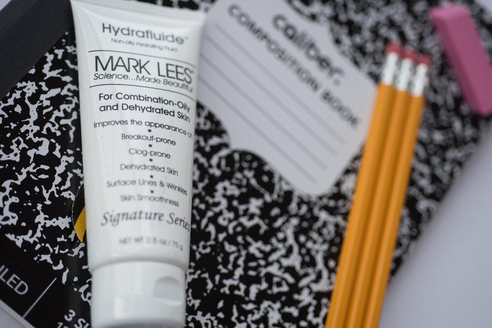 Mark Lees Skincare Acne Kit