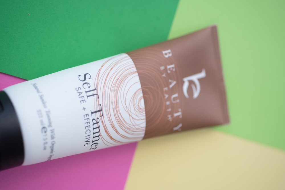 blog Beauty By Earth Self Tanner