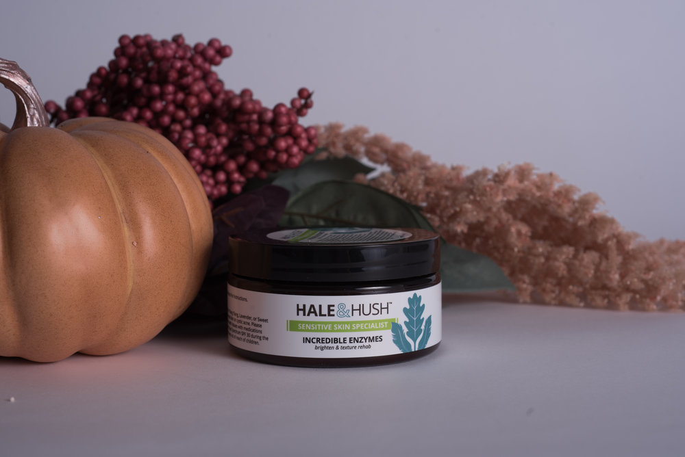 Incredible Enzymes by Hale & Hush