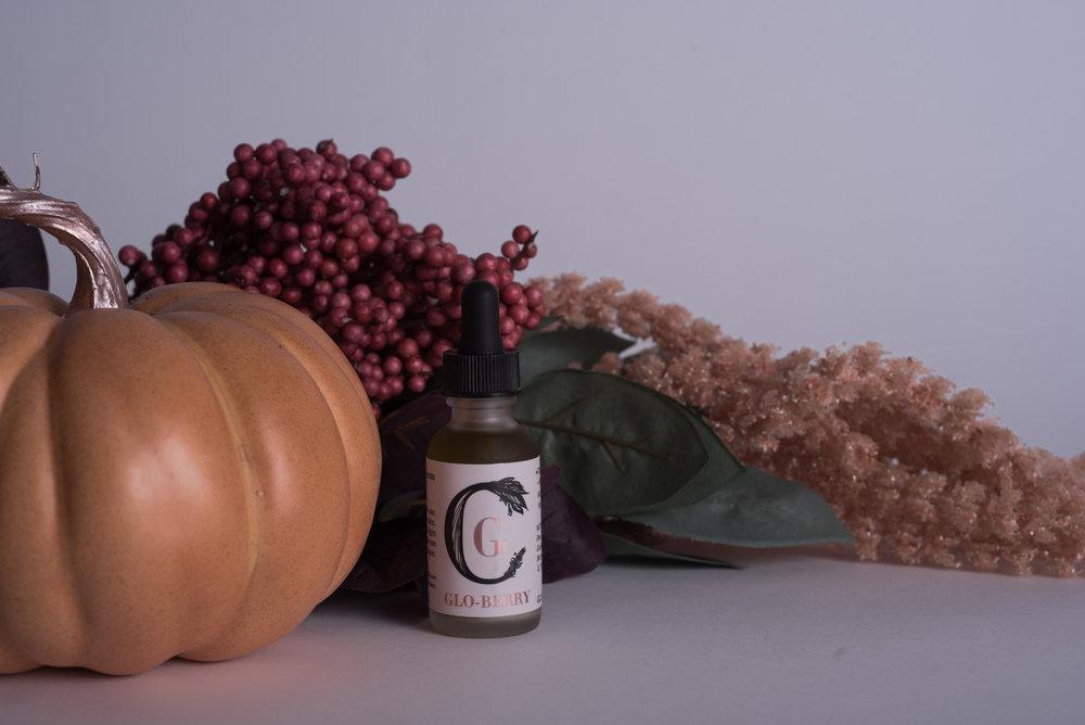 Crave Skincare Glo-Bery