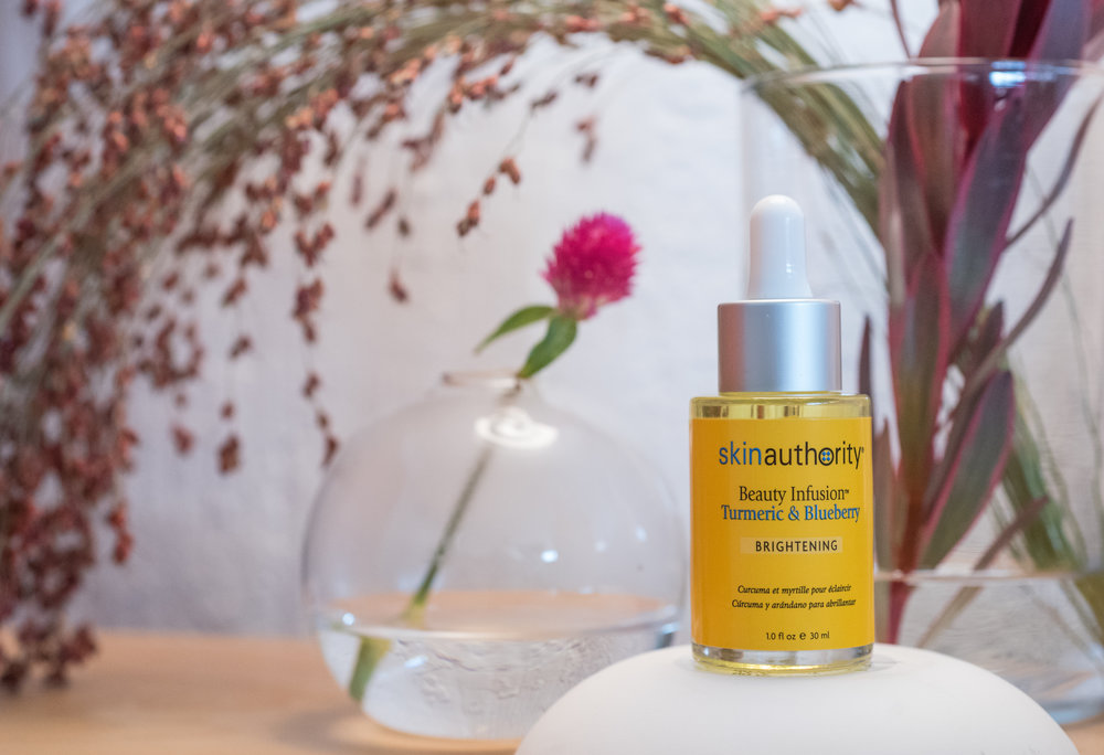 Skin Authority Beauty Infusion: Turmeric & Blueberry