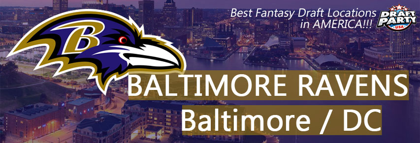 Best Fantasy Draft Locations in Baltimore - Fantasy football draft parties by Draft Party USA offer a premium drafting experience for your 2017 fantasy draft. We make it easy to plan and pay for your event at the best fantasy draft party locations in the Baltimore and DC area. Contact us today for current packages and pricing.