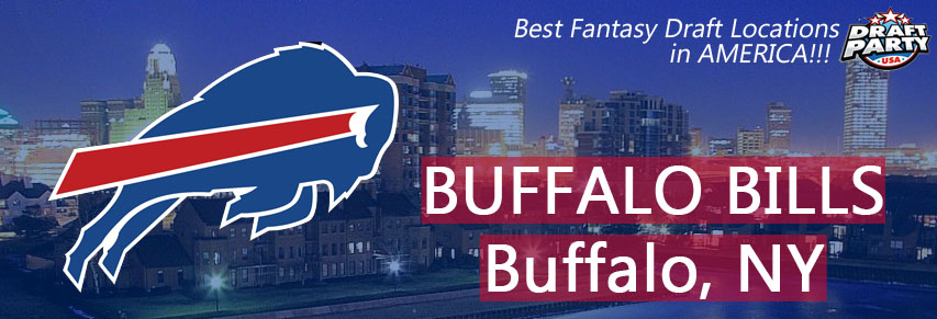 Best Fantasy Draft Locations in Buffalo - Fantasy football draft parties by Draft Party USA offer a premium drafting experience for your 2017 fantasy draft. We make it easy to plan and pay for your event at the best fantasy draft party locations in the Western New York area. Contact us today for current packages and pricing.
