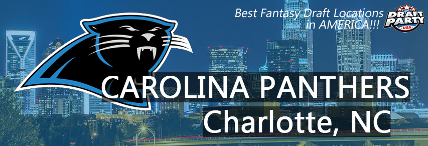 Best Fantasy Draft Locations in Carolina - Fantasy football draft parties by Draft Party USA offer a premium drafting experience for your 2017 fantasy draft. We make it easy to plan and pay for your event at the best fantasy draft party locations in the Charlotte, NC area. Contact us today for current packages and pricing.