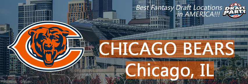 Best Fantasy Draft Locations in Chicago - Fantasy football draft parties by Draft Party USA offer a premium drafting experience for your 2017 fantasy draft. We make it easy to plan and pay for your event at the best fantasy draft party locations in the Chicago area. Contact us today for current packages and pricing.