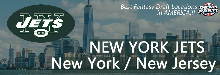 Best Fantasy Draft Locations in New York - Fantasy football draft parties by Draft Party USA offer a premium drafting experience for your 2017 fantasy draft. We make it easy to plan and pay for your event at the best fantasy draft party locations in the New York City area. Contact us today for current packages and pricing.