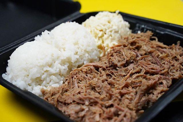 Locals Know... - #Kalua Pig - 8+ hours of Aloha - #KaluaPig #Hawaiianfood #onogrinds #Foodie #Yummy - #ISHbbq 🌴