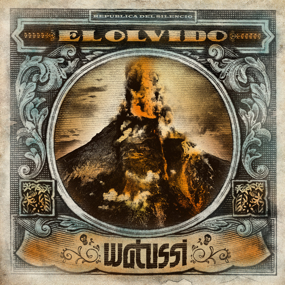 WATUSSI - 'EL OLVIDO' LP (2011 Watussi Music) - Songwriter, Lead, Rhythm Guitars, Backing Vocals  (iTunes Preview)
