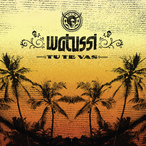 WATUSSI feat. CURREN$Y - 'TU TE VAS' Single (2011 Watussi Music) - Lead, Rhythm Guitars on Tracks 1, 2 (Available on iTunes)