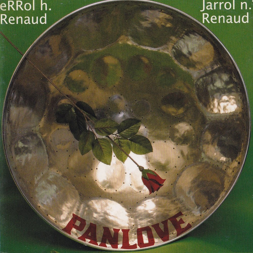 ERROL H RENAUD - 'PANLOVE' LP (2005 Errol H Renaud) - Rhythm Guitar on All Tracks (Available on iTunes)