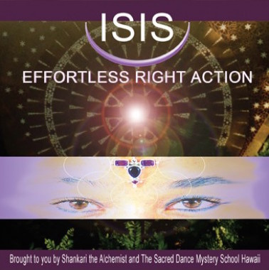 ISIS - 'EFFORTLESS RIGHT ACTION' LP (2001 Shankari) - Songwriter, Guitars, Backing Vocals on All Tracks (Shankari Store)